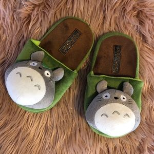 Other - Totoro Slippers